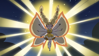 S3E38 Star Butterfly takes her mewberty form