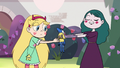 S3E11 Eclipsa giving Glossaryck back to Star Butterfly