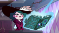 S3E29 Eclipsa answering Omnitraxus' question