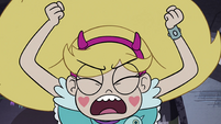 S4E35 Star Butterfly unleashing her anger