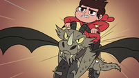 S3E22 Marco and Nachos fly toward the seabunny ship