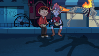 S2E19 Marco and Tom eat cereal and watch Mackie Hand