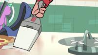 S1E8 Marco vacuuming