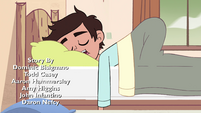 S4E30 Marco Diaz sleeping in bed