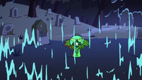 S2E27 Water rains down around Ludo