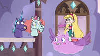 S3E35 Star Butterfly holding a box of sweets