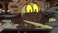 S2E8 Ludo suddenly punches the bartender