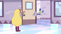 S3E11 Glossaryck leaves the room with Star's wand
