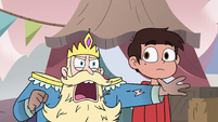 S4E1 King Butterfly tells Star to wait
