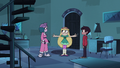 S3E18 Star stops Marco and Eclipsa from fighting