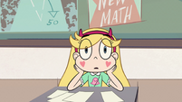 S2E32 Star Butterfly's eyes widen