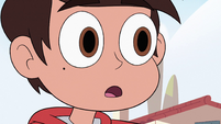 S3E32 Marco looking surprised at his mother