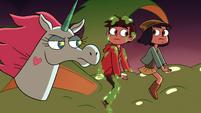 S4E19 Pony Head and Janna look at Marco