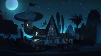 Monster Arm background - Diaz household night