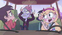 S4E31 Star Butterfly calming Marco down