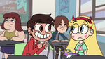 """S1E3 Marco """"that's the most she's ever talked to me!"""""""