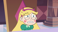 S3E18 Star Butterfly starting to get scared