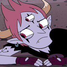 S4E22 Tom looks away with embarrassment.png