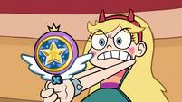 S1E5 Star readies her magic wand