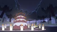 S2E27 Bon Bon's trick candles relight
