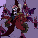 S4E22 Tom and Hampton surrounded by bats.png