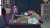 S2E3 Mr. Candle offers Star candy