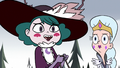 S3E36 Eclipsa 'can you believe that little bird man?'