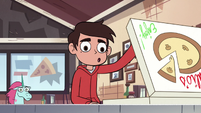 S2E24 Marco Diaz surprised with his pizza