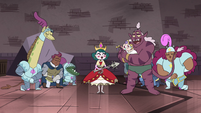 S4E24 Eclipsa and Globgor start singing together