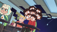 S2E32 Marco Diaz with multiple heads and Naysaya