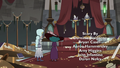 S3E36 Moon and Eclipsa meet the royal pigeons