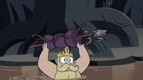 S3E27 King Butterfly wading through muddy water