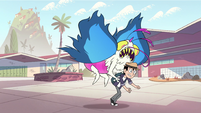 S1e1 Butterfly monster grabs student