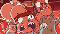 S2E17 Marco, Jackie, and Janna become more deformed