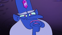 S2E1 Glossaryck blowing a whistle