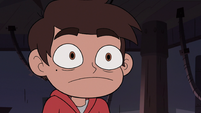 S3E22 Marco Diaz hears Talon Raventalon