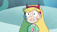S4E19 Star looking surprised at Pony Head