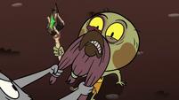S2E8 Bar rat pulling on Ludo's beard