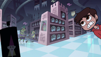 """S1E8 Marco """"how do you find anything"""""""
