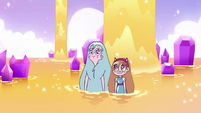 S3E38 Star and Moon back in Realm of Magic