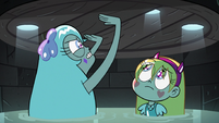 S3E38 Moon Butterfly trying to open the well