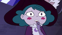 S4E4 Eclipsa shocked by her accident
