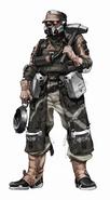 Helghast Engineer