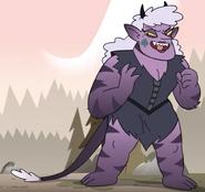 Meteora complete monster form