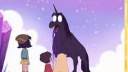 S4E31 The black unicorn appears