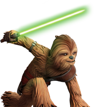 Gungi Star Wars Canon Extended Wikia Fandom Unique, omega gungi has +55% offence and gains offence up for 1 turn when a jedi ally takes damage. gungi star wars canon extended wikia