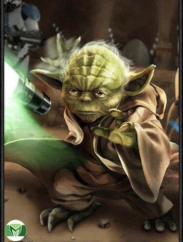 Master Yoda - By: KONAMI (Edit By: MaximusSupremo)