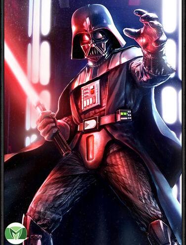 Darth Vader - By: KONAMI (Edit By: Maximus Supremo)