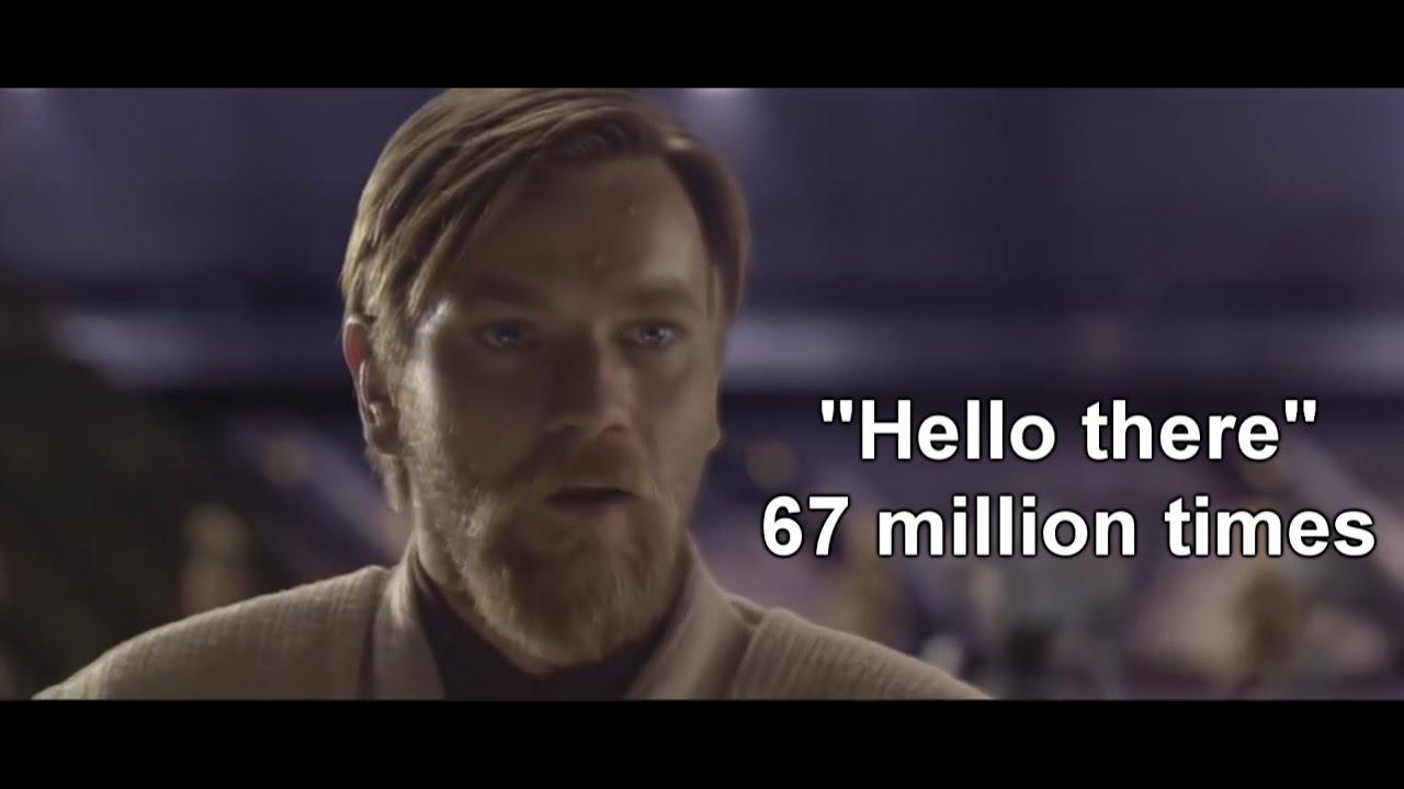 Hello there   Star Wars Memes Wiki   Fandom