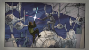 Kanan vs Inkwizytor ConceptArt